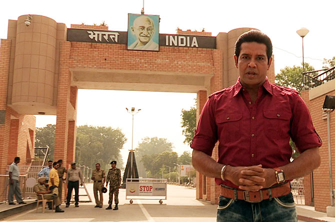 Anup Soni on Crime Patrol