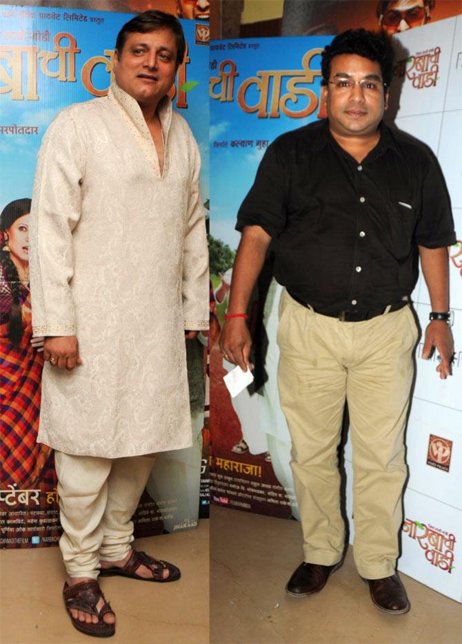 Manoj Joshi, Nikhil Ratnaparkhi