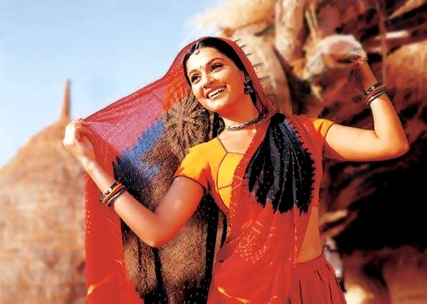 Gracy Singh in Lagaan