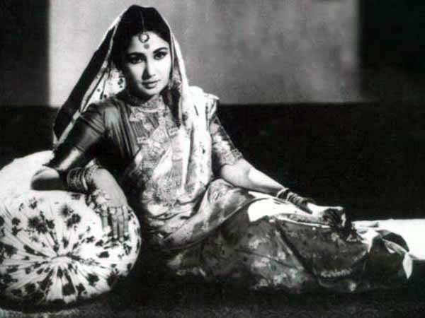 Meena Kumari in Sahib Biwi Aur Ghulam