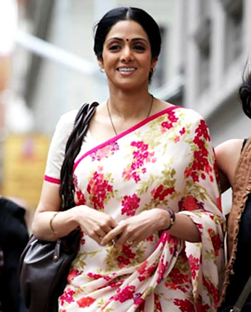 Sridevi in English Vinglish