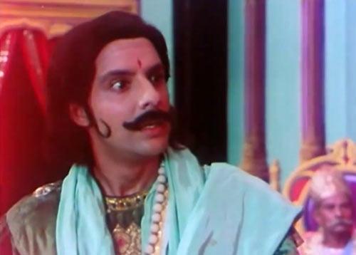 Vidhu Vinod Chopra in Jaane Bhi Do Yaaro