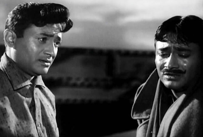 Dev Anand in Hum Dono