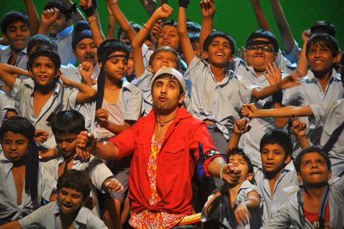 Ranbir Kapoor in Chillar Party