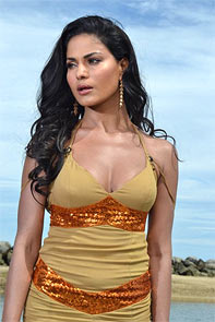 Veena Malik in Super Model