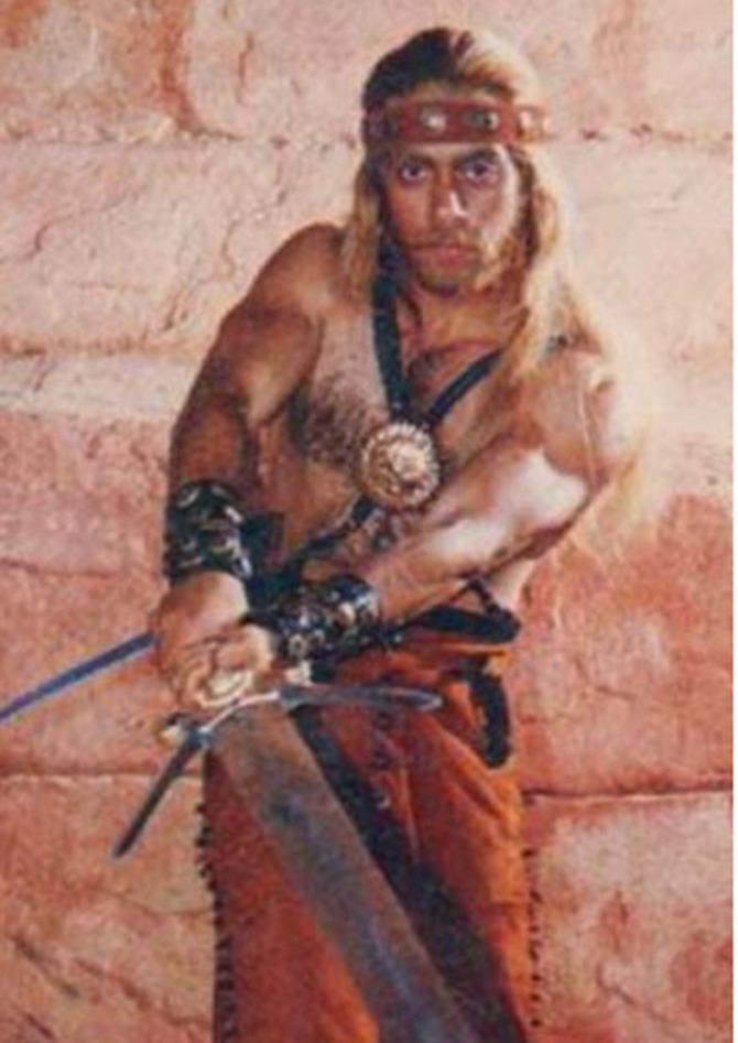 Salman Khan in Suryavanshi