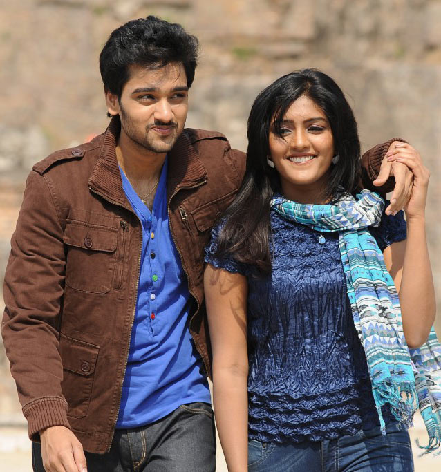 Sumanth Ashwin and Eesha in Anthaka Mundu Aa Tharavatha