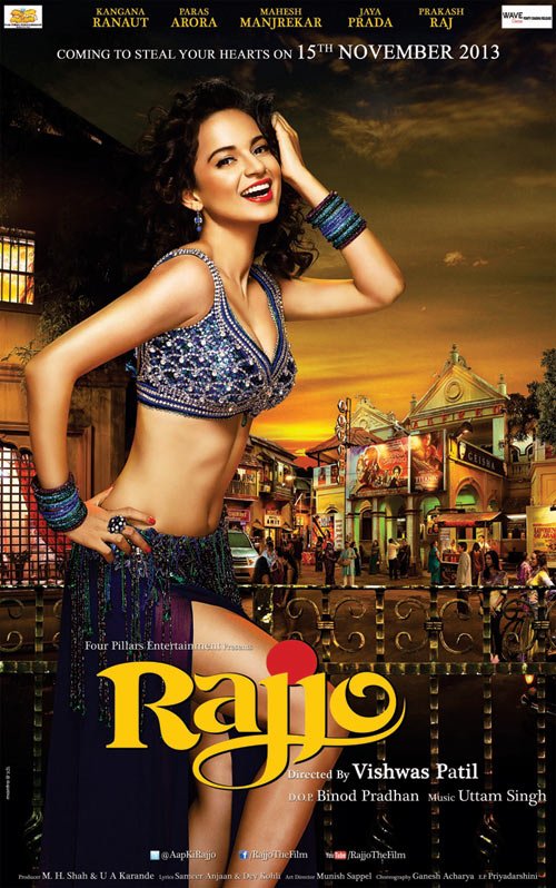 Current Bollywood News & Movies - Indian Movie Reviews, Hindi Music & Gossip - Vote: Kangna's Rajjo's trailer? VOTE!