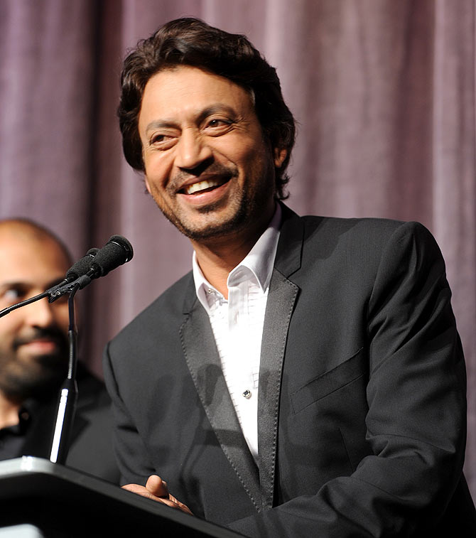 Irrfan Khan at Toronto International Film Festival at Roy Thomson Hall