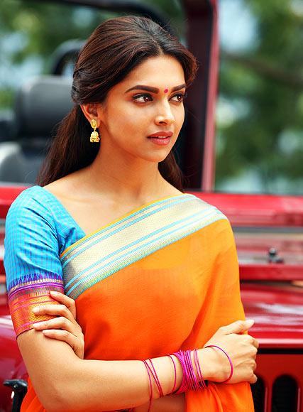 Deepika Padukone in Chennai Express