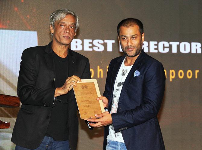 Sudhir Mishra and Abhishek Kapoor
