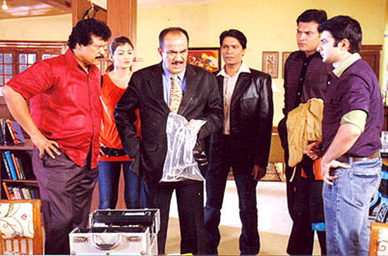 A scene from CID