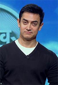 Aamir Khan on Satyamev Jayate