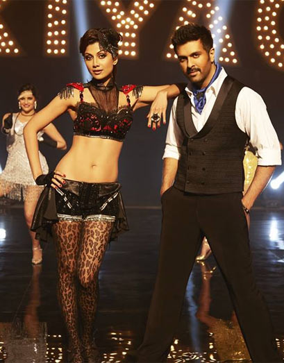 Shilpa Shetty and Harman Baweja in Dishkiyaoon