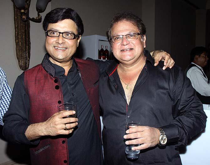 Sachin Pilgaonkar and Mahesh Kothare