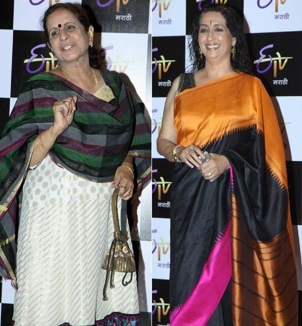Usha Nadkarni and Neena Kulkarni
