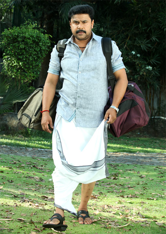 Dileep in Avatharam