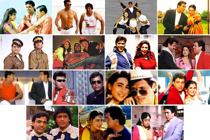 Your favourite David Dhawan film? VOTE!