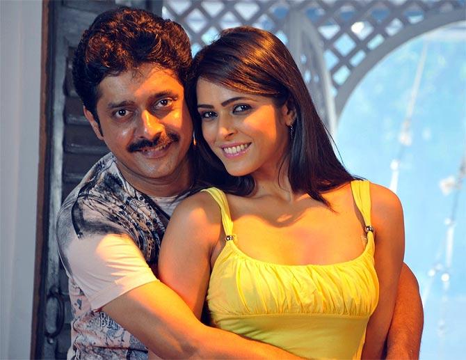 Hemant Hegde and Madhurima