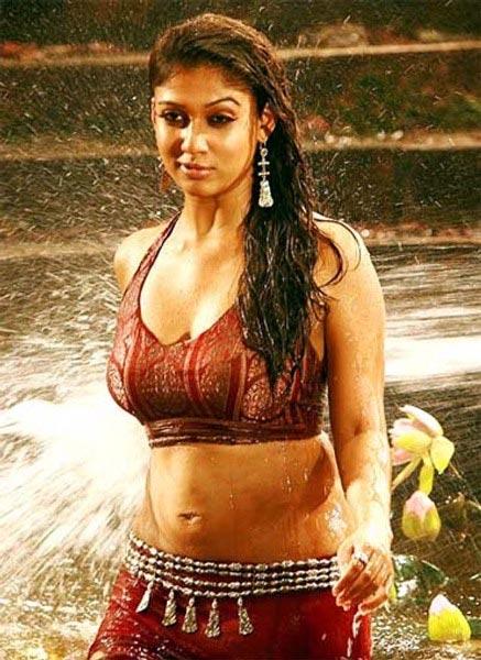 When Nayantara faced Oops! Moment - Photos Inside