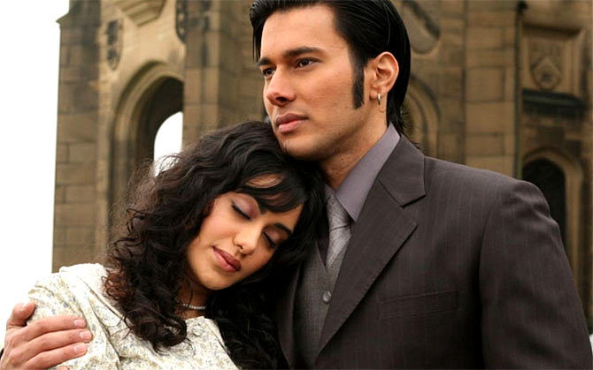 Adah Sharma and Rajneesh Duggal in 1920