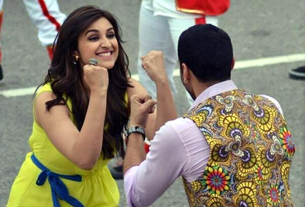 Parineeti Chopra in Daawat-e-Ishq