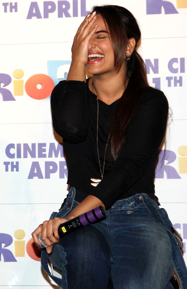 Sonakshi I Was Badly Beaten Up In My Childhood