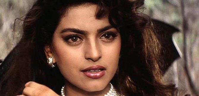 Juhi Chawla in Andaz Apna Apna