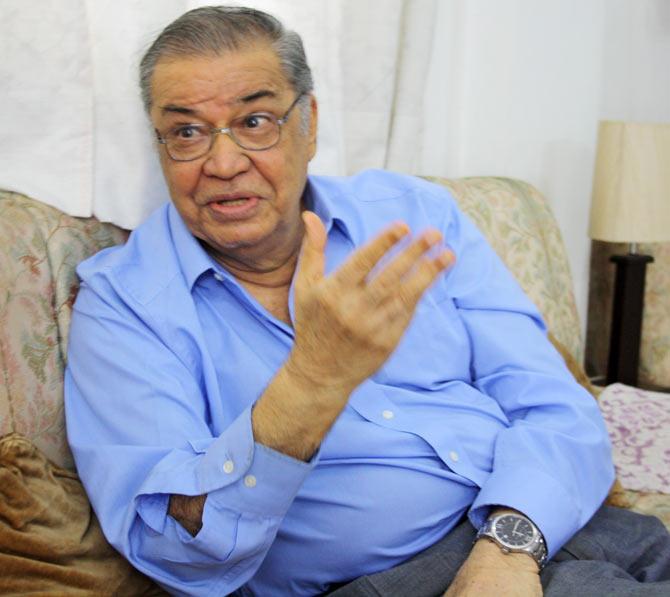 Harish Patel in Jadoo
