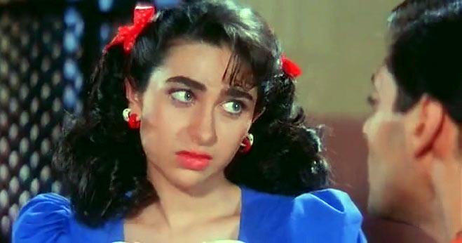 Karisma Kapoor in Andaz Apna Apna
