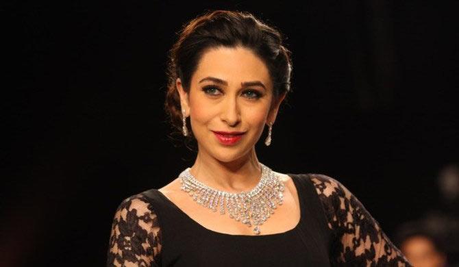 Karisma Kapoor at Lakme Fashion Week