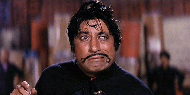 Shakti Kapoor in Andaz Apna Apna