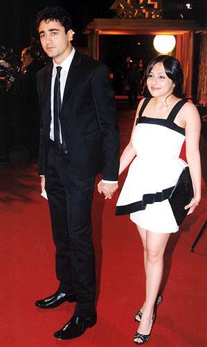 Imran Khan and Avantika Malik