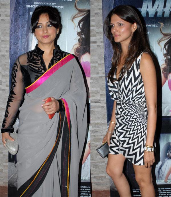 Divya Dutta, Nandita Mahtani