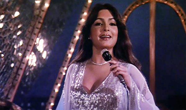 Parveen Babi in Shaan