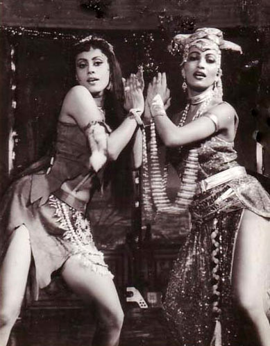 Kalpana Iyer and Prema Narayan in Armaan