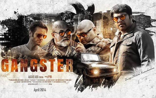 Movie poster of Gangster