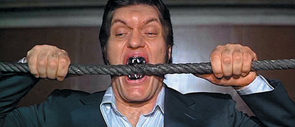 Richard Kiel in Moonraker