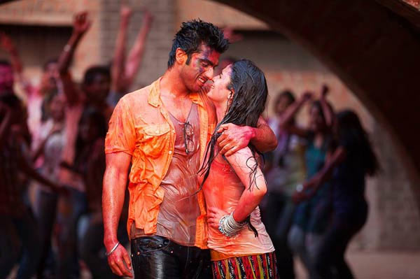 Alia Bhatt and Arjun Kapoor in 2 States