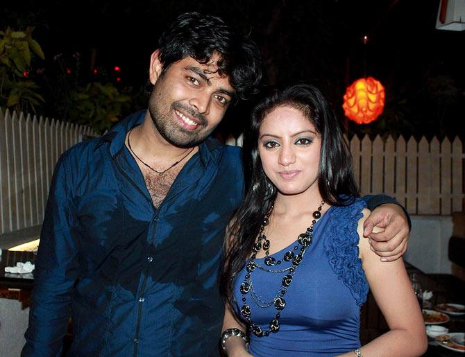 Deepika Singh and Rohit Raj Goyal