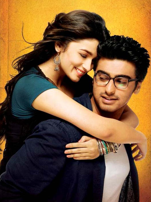 Alia Bhatt and Arjun Kapoor i
