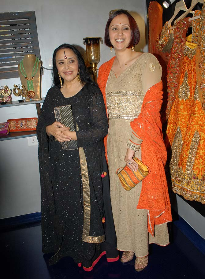 Ila and Ishita Arun