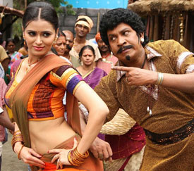 Review Tenaliraman Is An Average Entertainer Rediffcom Movies