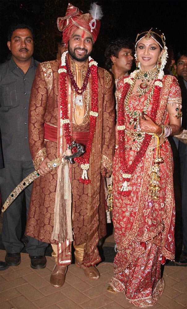 PIX: Bollywood's EXOTIC destination weddings - Rediff.com