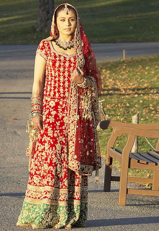 Rani Mukerji in Kabhi Alvida Na Kehna