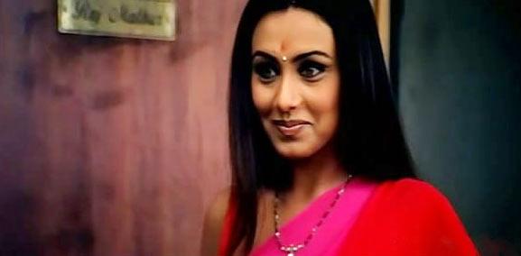 Rani Mukerji in Chalte Chalte