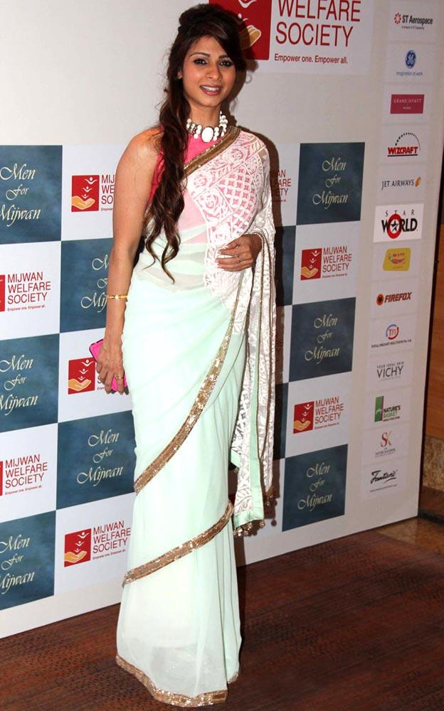 Tanishaa Mukherjee