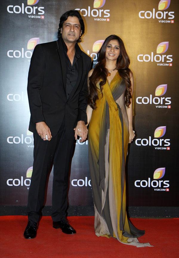 Armaan Kohli and Tanishaa Mukherjee