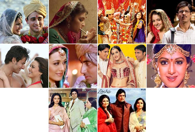 Your favourite Yash Raj wedding? VOTE!
