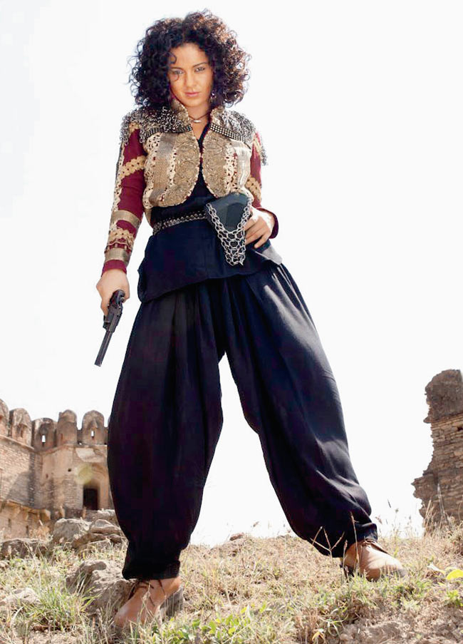 Kangna Ranaut in Revolver Rani
